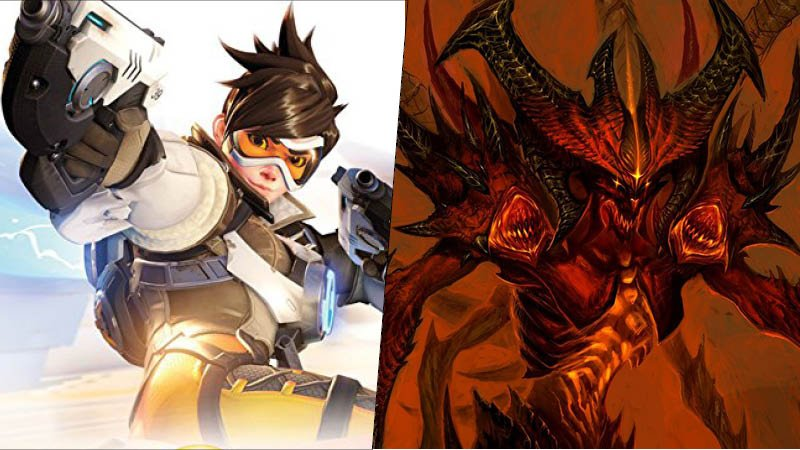 Overwatch 2 & Diablo IV Revealed at Blizzcon 2019!