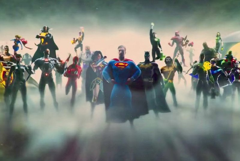 DC planning future with new superman, green lantern films