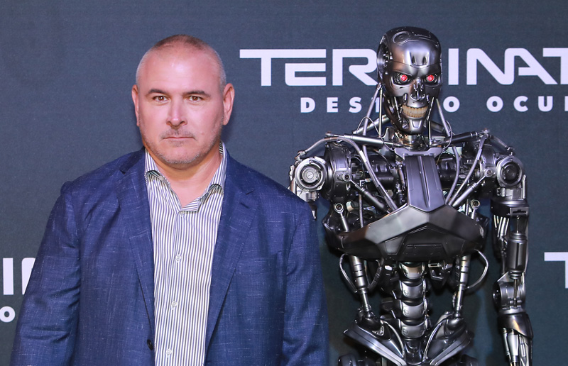 James Cameron Talks Clashes With Tim Miller on Terminator: Dark Fate