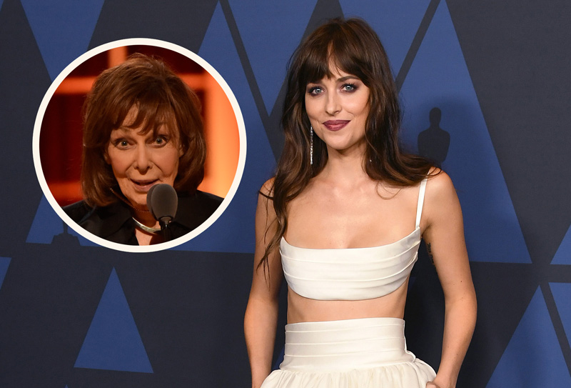 Elaine May Returning to Direct Dakota Johnson in Crackpot