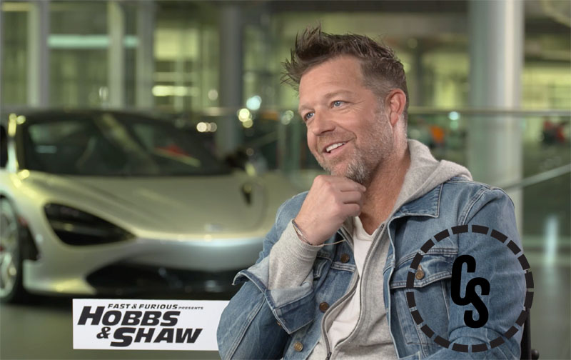 CS Video: Director & Crew Discuss Hobbs & Shaw
