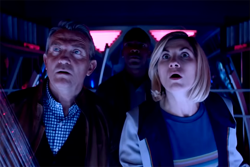 Doctor Who Season 12 Trailer is Heavy on Alien Mayhem!