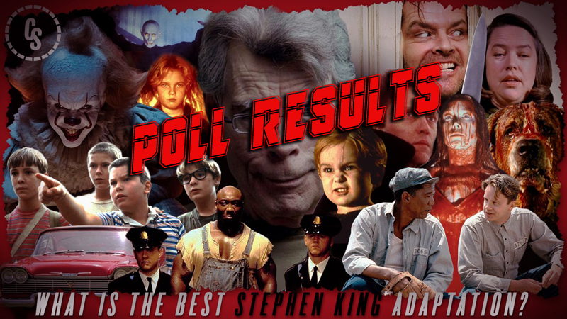 POLL RESULTS: What is the Best Stephen King Movie? - ComingSoon.net