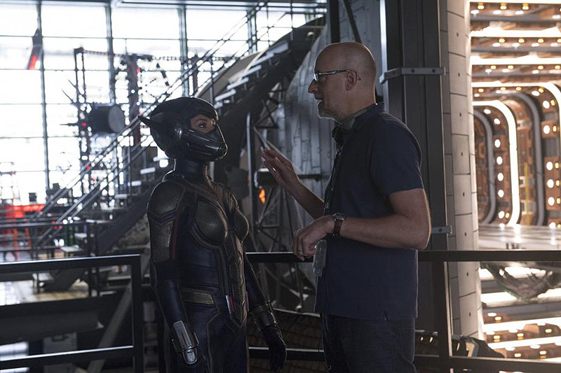 'Ant-Man 3' Cleared For Takeoff As Peyton Reed Returns