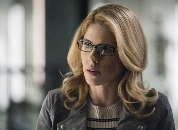 Emily Bett Rickards Returns for Arrow's Series Finale
