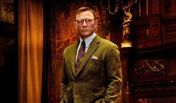 Daniel Craig Becomes the Observer of the Truth in New Knives Out Clip