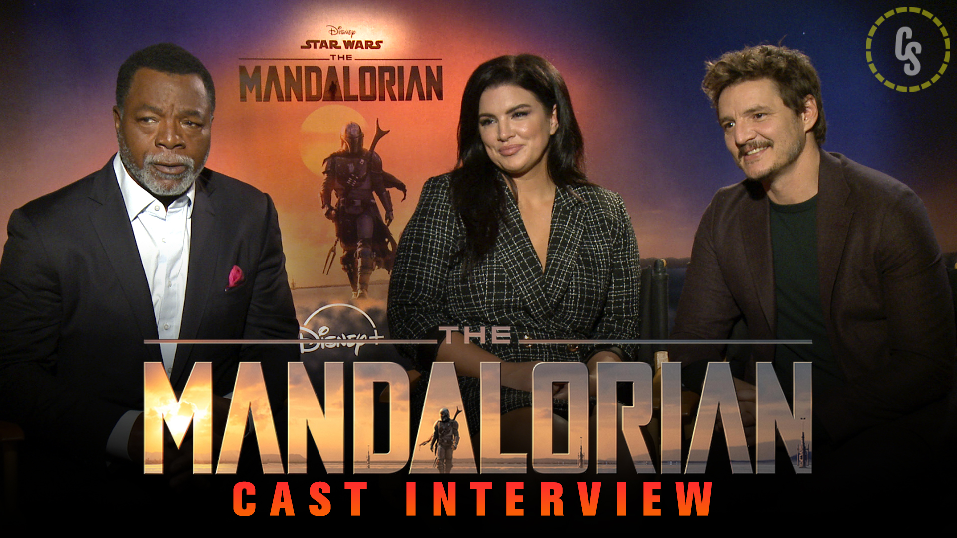 CS Video: The Mandalorian Cast on the Live-Action Star Wars Series