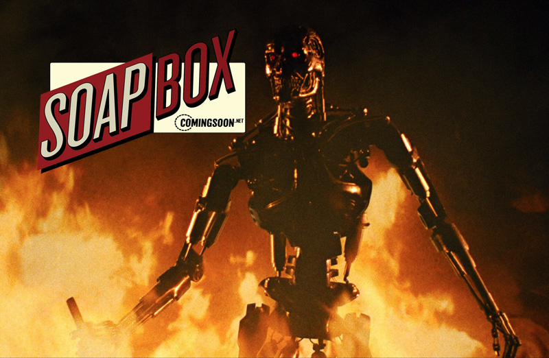 CS Soapbox: Should Terminator Go Back to Low Budget Roots?