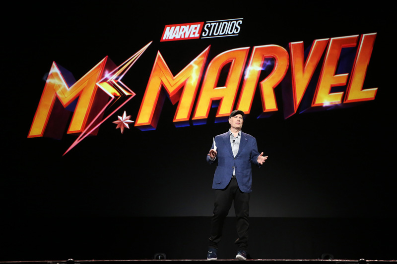 Kevin Feige Teases Disney+ Debut Date for Moon Knight, Ms. Marvel, and She-Hulk