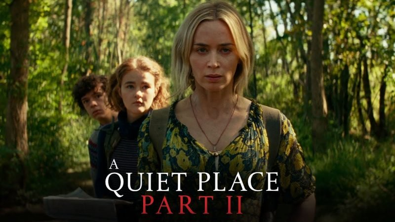 Terrifying trailer for A Quiet Place: Part II released