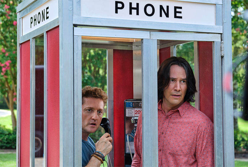 Bill & Ted Face the Music First Look Photos Revealed