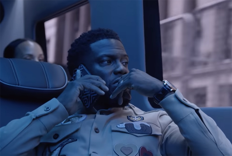 Trailer To Netflix's Kevin Hart: Don't F**k This Up