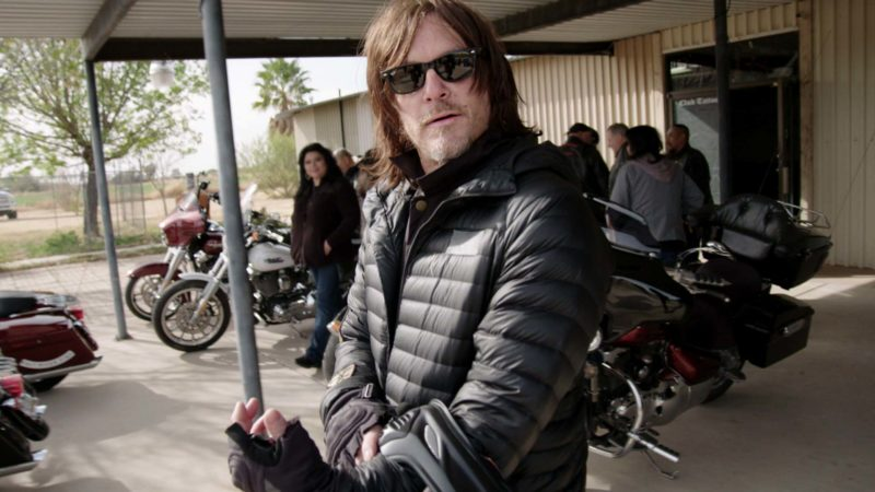 AMC Renews Ride with Norman Reedus for a Fifth Season