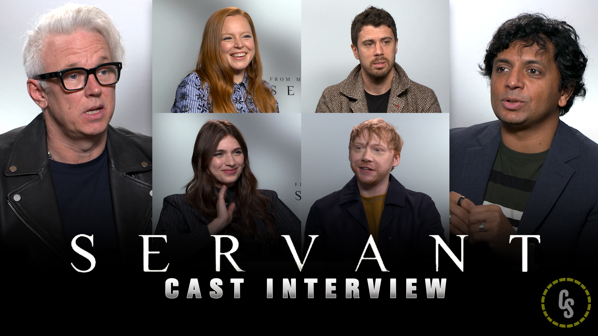 CS Video: Servant Spoilers Interview for Season 1!