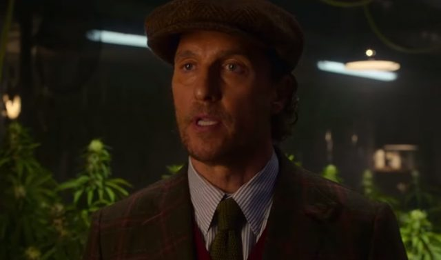 First Gentlemen Clip Features Matthew McConaughey and Jeremy Strong
