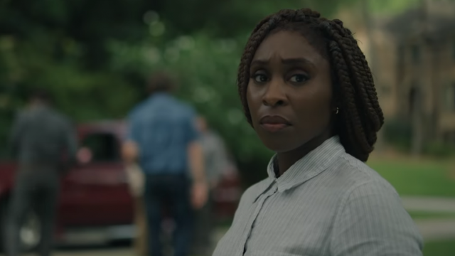 HBO's The Outsider Trailer Starring Ben Mendelsohn & Cynthia Erivo
