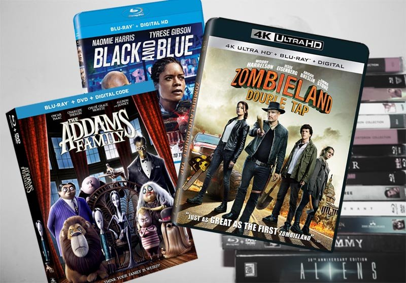 January 21 Blu-ray, Digital and DVD Releases