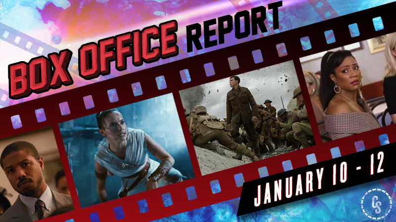 1917 Blows Away Star Wars at the Box Office!