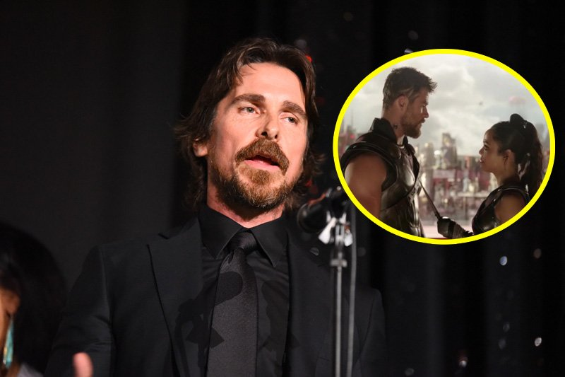Christian Bale In Talks To Join Chris Hemsworth's Thor: Love & Thunder