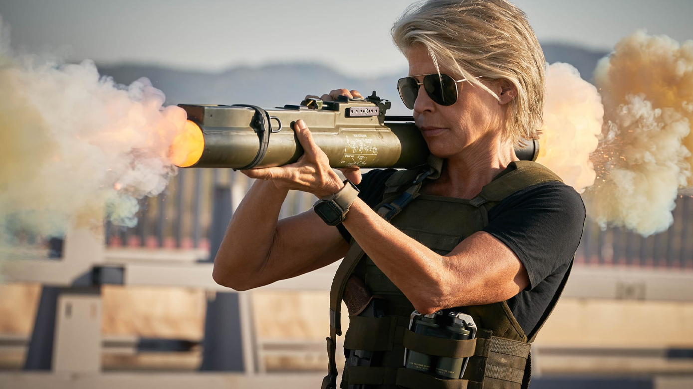 Linda Hamilton Never Wants To Return To The Terminator Franchise