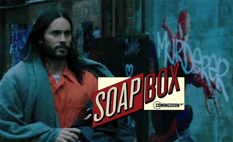 CS Soapbox: What Does THAT Morbius Trailer Cameo Mean?