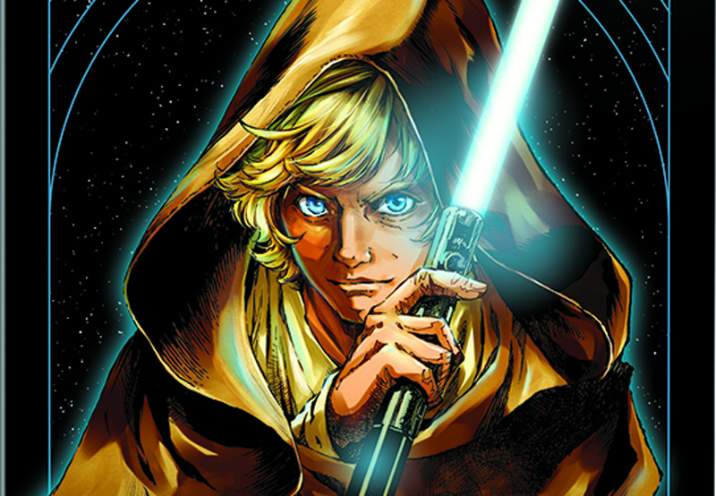 VIZ Media Releasing The Legends of Luke Skywalker: The Manga