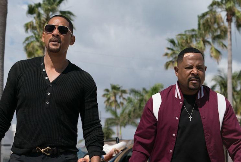 Bad Boys 4 in the Works at Sony!