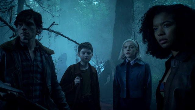 Chilling Adventures of Sabrina Season 3 Episode 1 Recap
