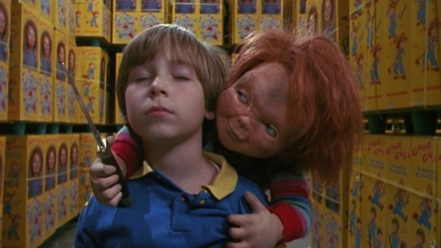 Chucky Series Ordered at Syfy from Child Play's Creator Don Mancini
