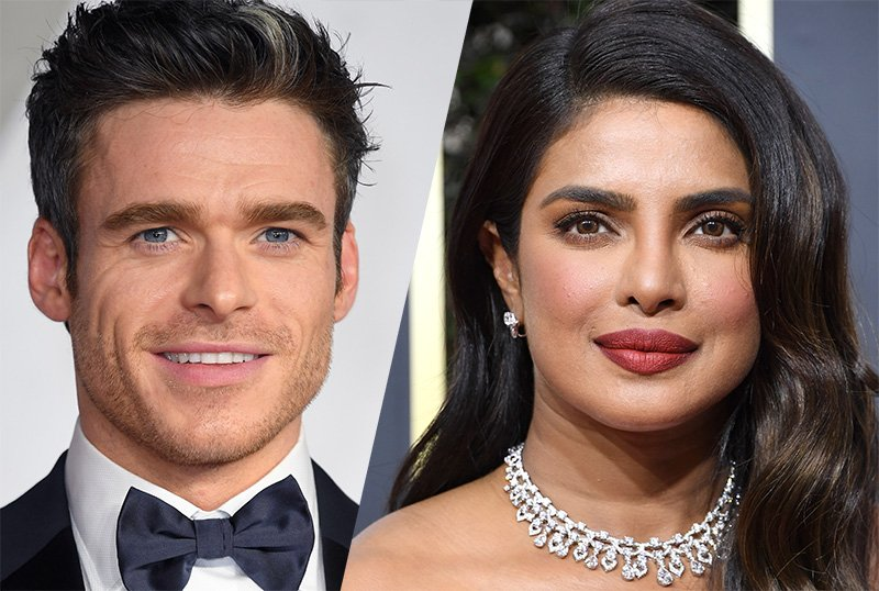 Citadel: Richard Madden, Priyanka Chopra Jonas Join Russo Brothers' Amazon Series