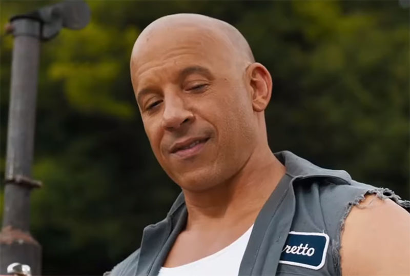 'Fast And Furious 9' Trailer Teaser Previews Vin Diesel's Return