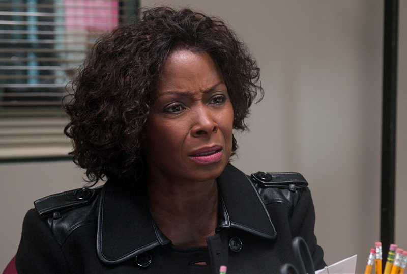 Tyler Perry's A Fall from Grace Trailer Starring Crystal Fox