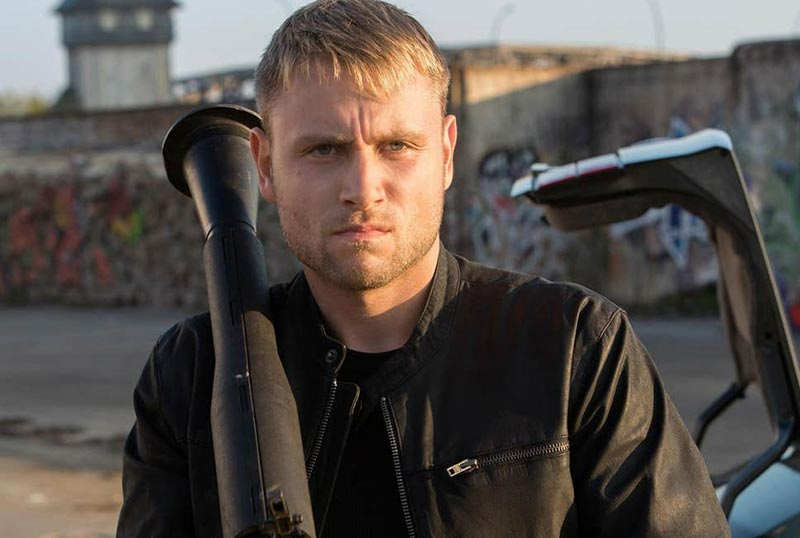 Sense8's Max Riemelt Joins The Matrix 4