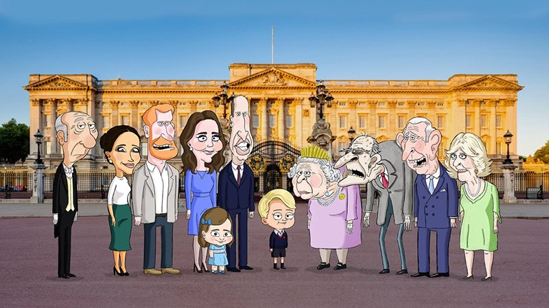Animated British royal comedy The Prince to make debut on HBO Max