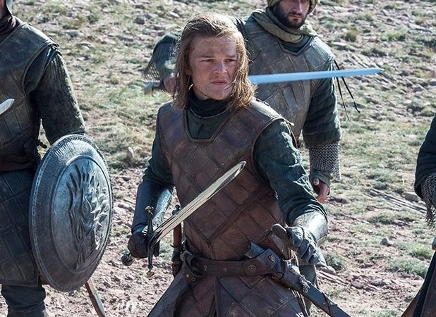 Robert Aramayo Replaces Will Poulter in Amazon's Lord of the Rings Series