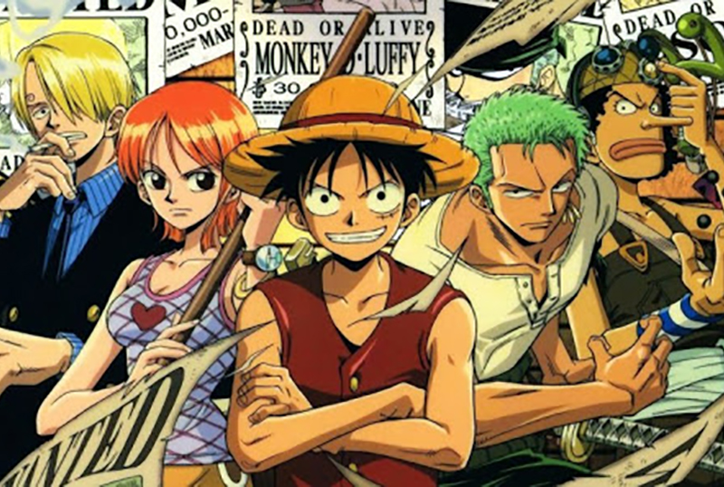 Netflix Orders Live-Action Series Based on 'One Piece' Manga