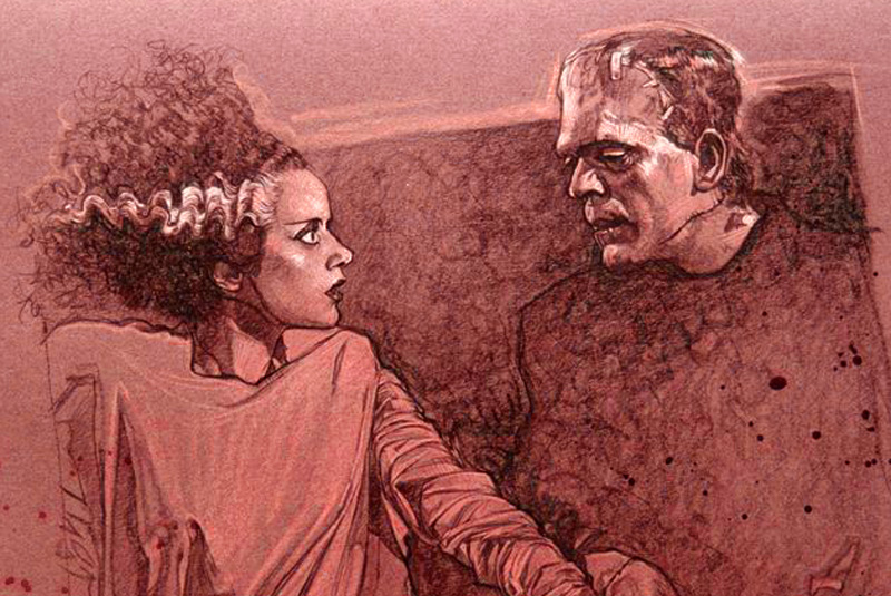Amy Pascal Planning to Resurrect Universal's Bride of Frankenstein
