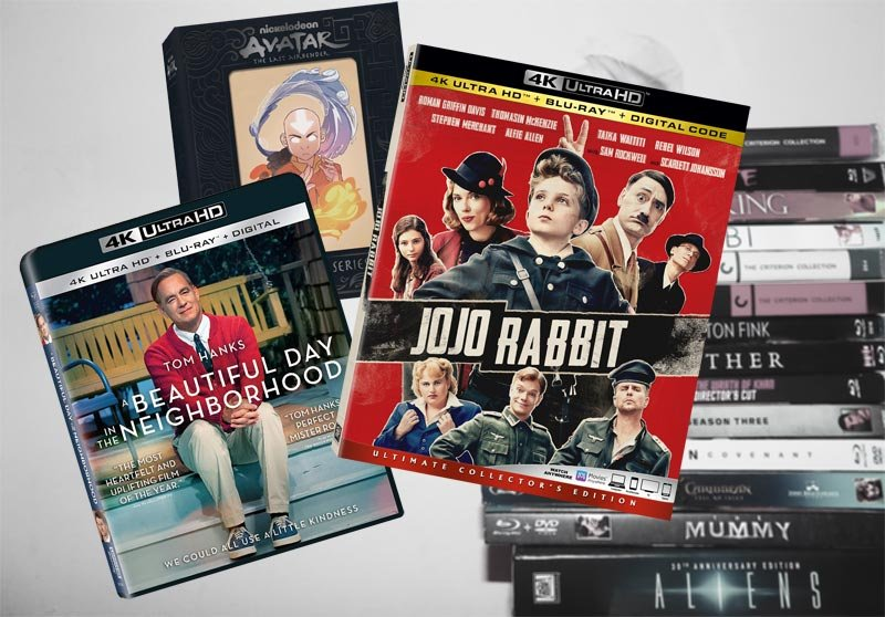 February 18 Blu-ray, Digital and DVD Releases