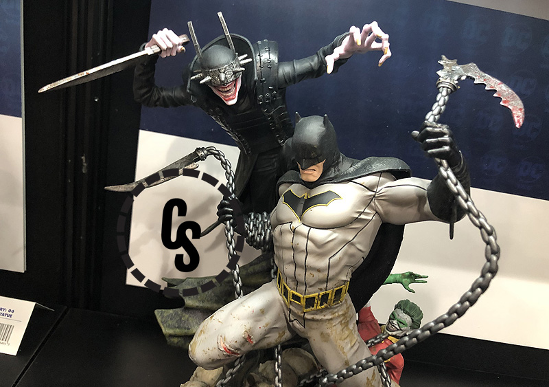 Check Out Our DC Direct Toy Fair Gallery!