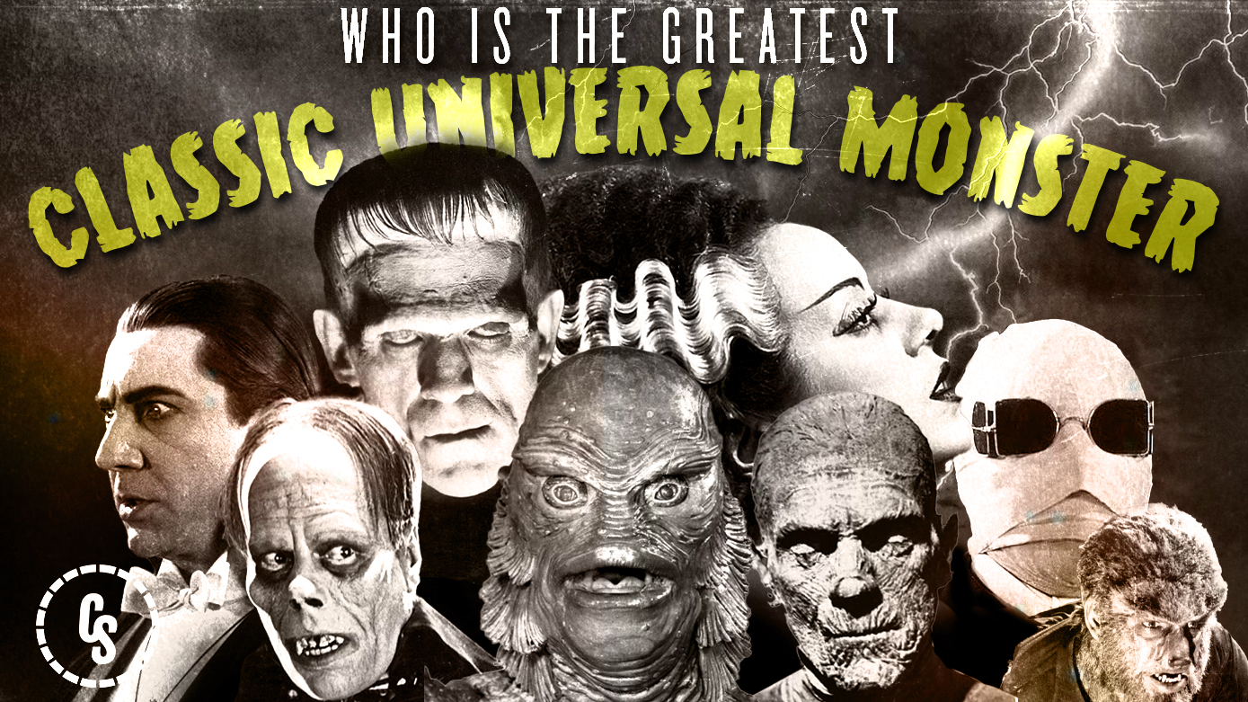 POLL: Who is the Best Universal Monster?
