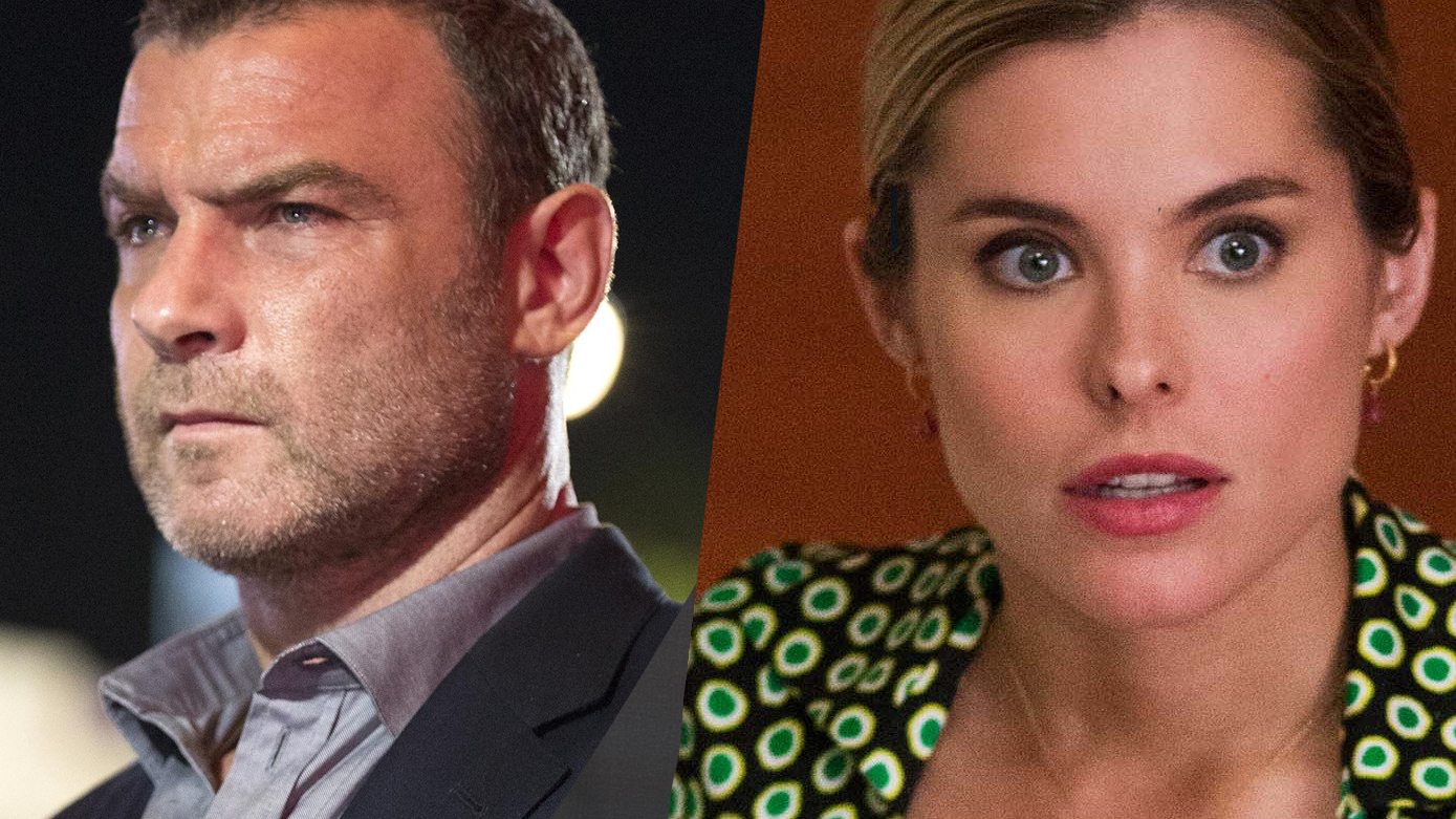 Liev Schreiber and Susie Abromeit Join Will Smith in King Richard