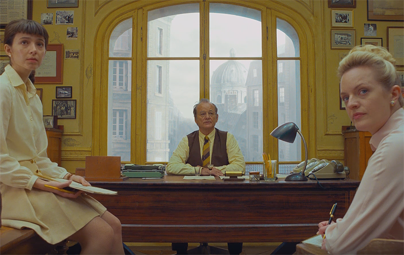 Wes Anderson Returns With the First 'French Dispatch' Trailer