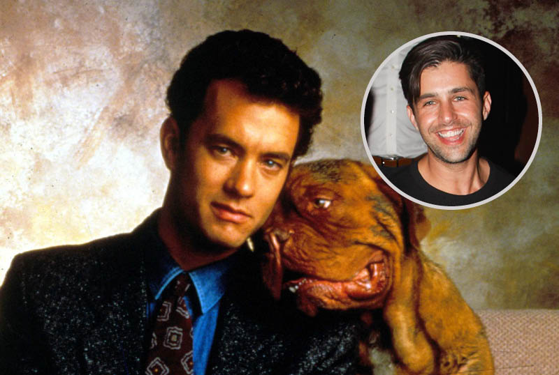 Josh Peck to Star in Disney+ Turner & Hooch Series Reboot