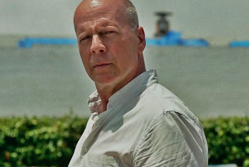 Cosmic Sin: Bruce Willis to Star in New Sci-Fi Action Film