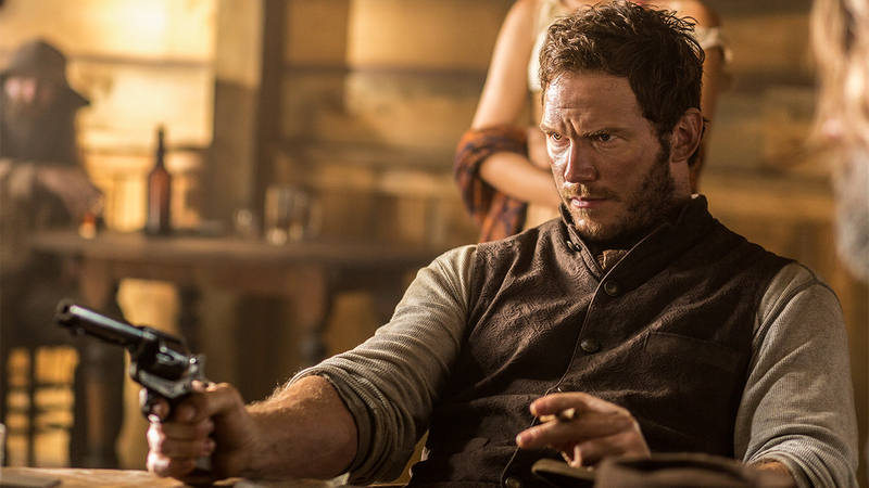 Chris Pratt eyes TV return with 'The Terminal List' series