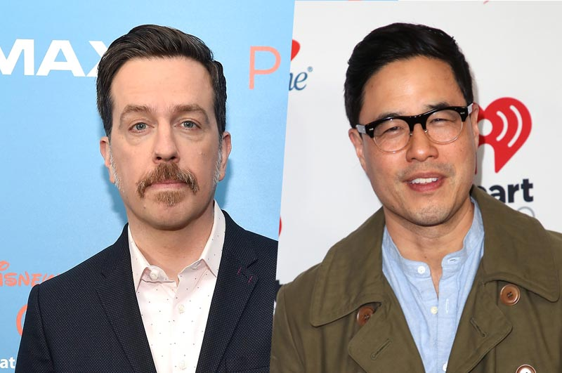 Ed Helms and Randall Park Team Up for NBC Series True Story