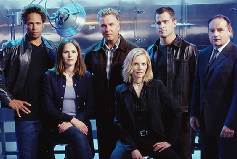 CBS Developing Limited Revival of CSI: Crime Scene Investigation