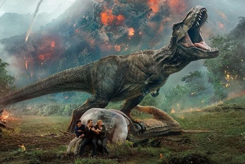 Jurassic World 3 reveals its full title