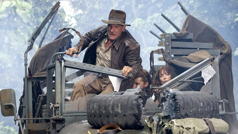 Harrison Ford Confirms Production Start Date for Indiana Jones 5
