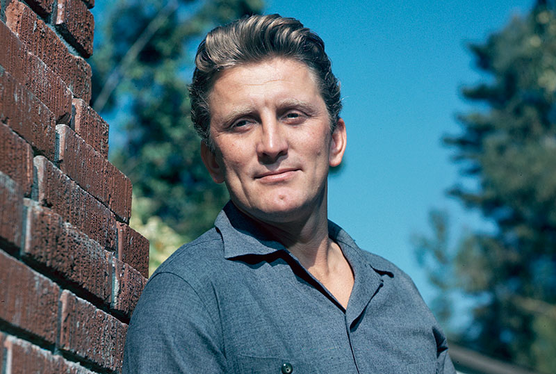 Kirk Douglas Dies at 103, Hollywood Remembers